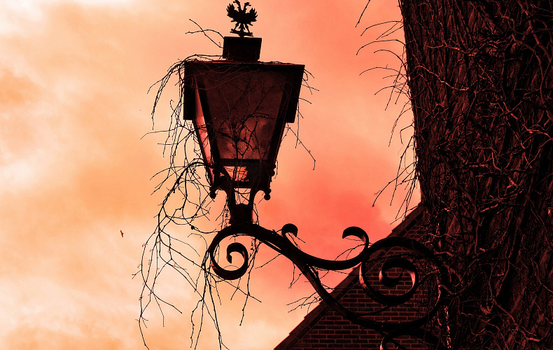 В Туле появится аллея керосиновых фонарей