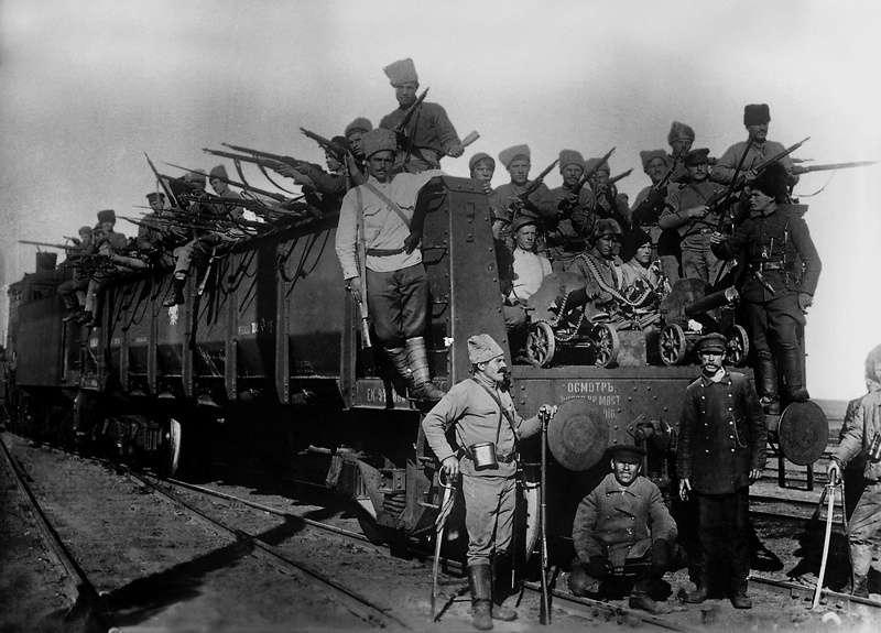 98 лет назад в Советской России завершилась Гражданская война