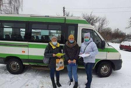 Щекинским родителям напомнили о безопасности детей в зимний период
