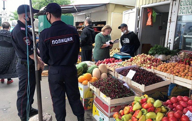 В Туле 12 человек оштрафованы за незаконную торговлю