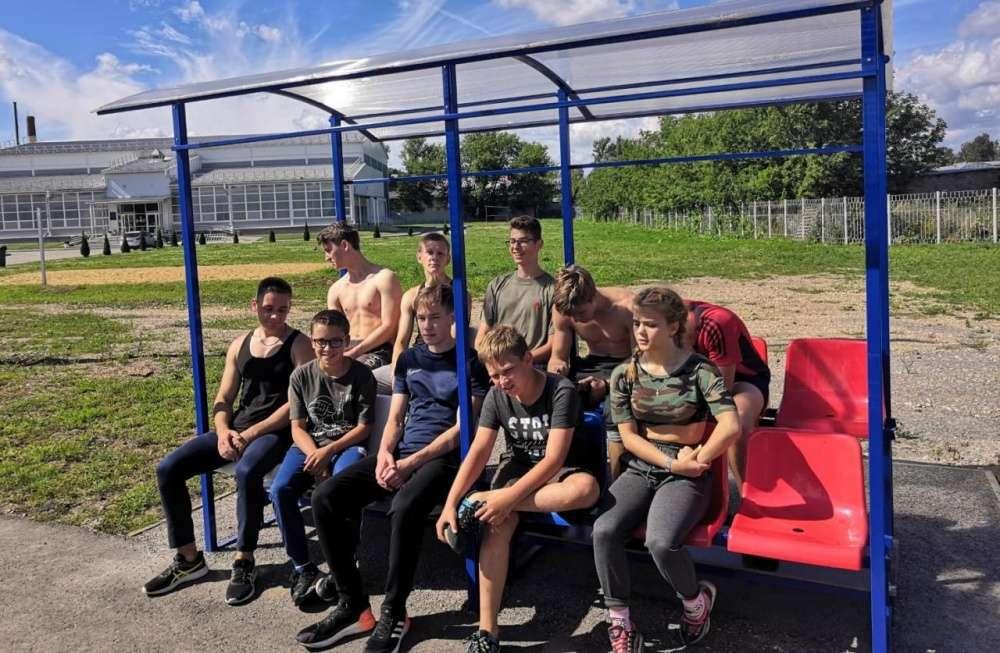 Щекинцы участвуют в спортивном проекте