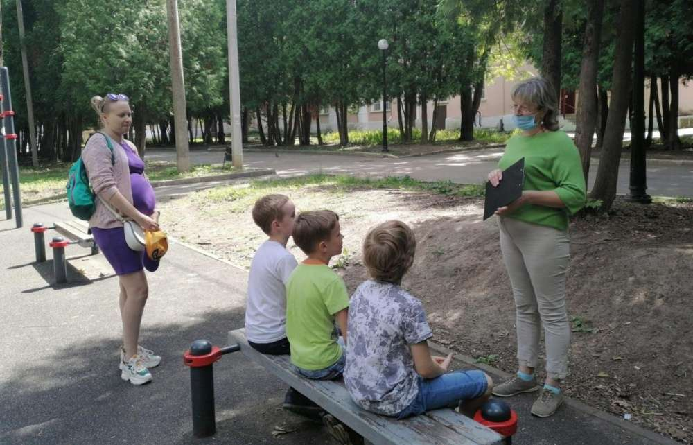 Щекинские библиотекари продолжают встречи с читателями