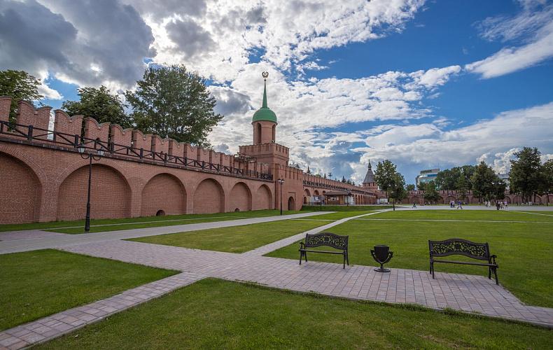 Губернатор региона поздравил туляков с Днем города и 500-летием Тульского кремля