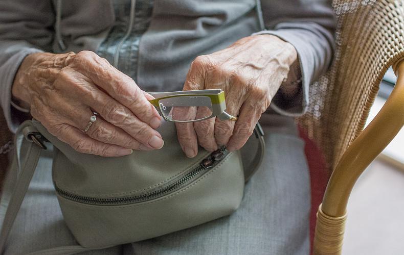 Тульский «герой» напал на улице на 73-летнюю женщину и силой отнял сумочку