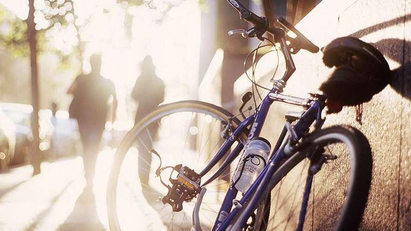Жительница Щекинского района пошла в магазин и лишилась велосипеда