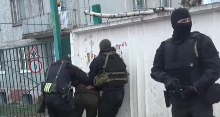 В Туле силовики в третий раз задержали щекинского экстремиста