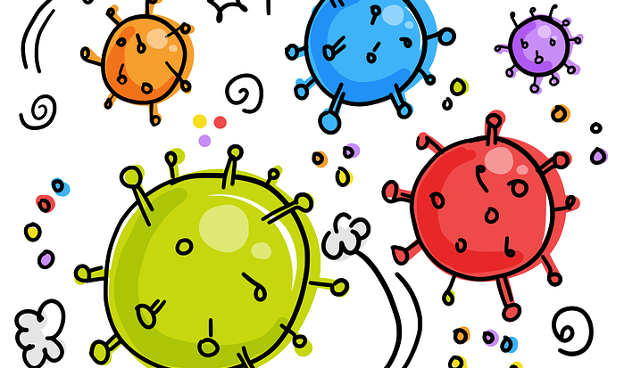 Тульская область оказалась среди регионов с низкой активностью коронавируса