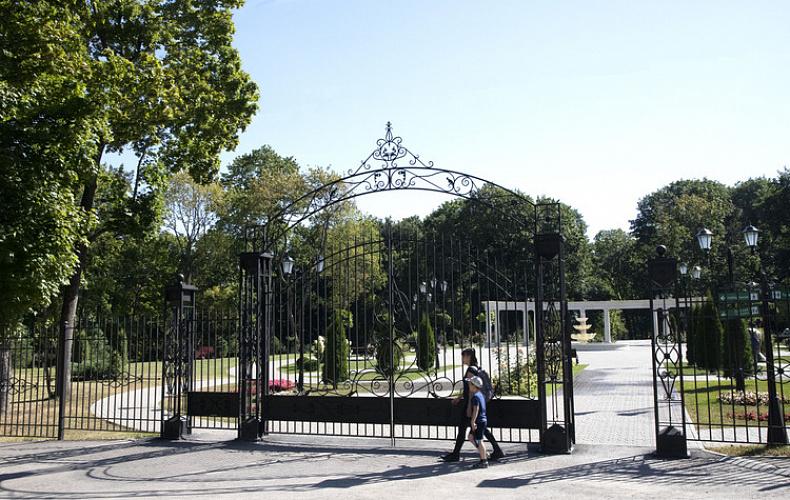 На территории Платоновского парка Тулы введен ряд ограничений