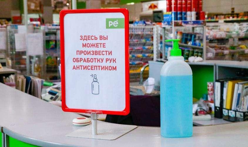 В щекинском магазине не соблюдались санитарные нормы