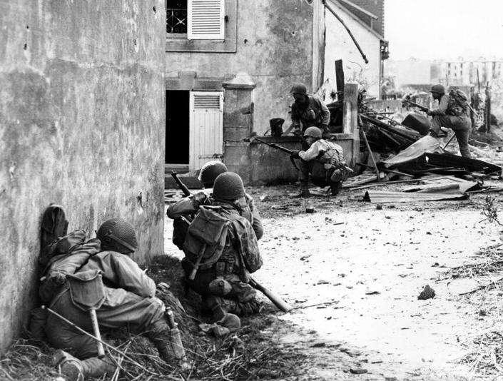 76 лет назад Брест был освобожден от фашистских войск