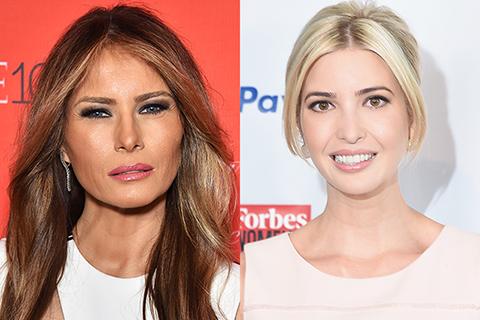 """В сети обсуждают реакцию Мелании Трамп на дочь ее мужа Иванки: """"Есть кто-то, кого Мелания не ненавидит?"""""""
