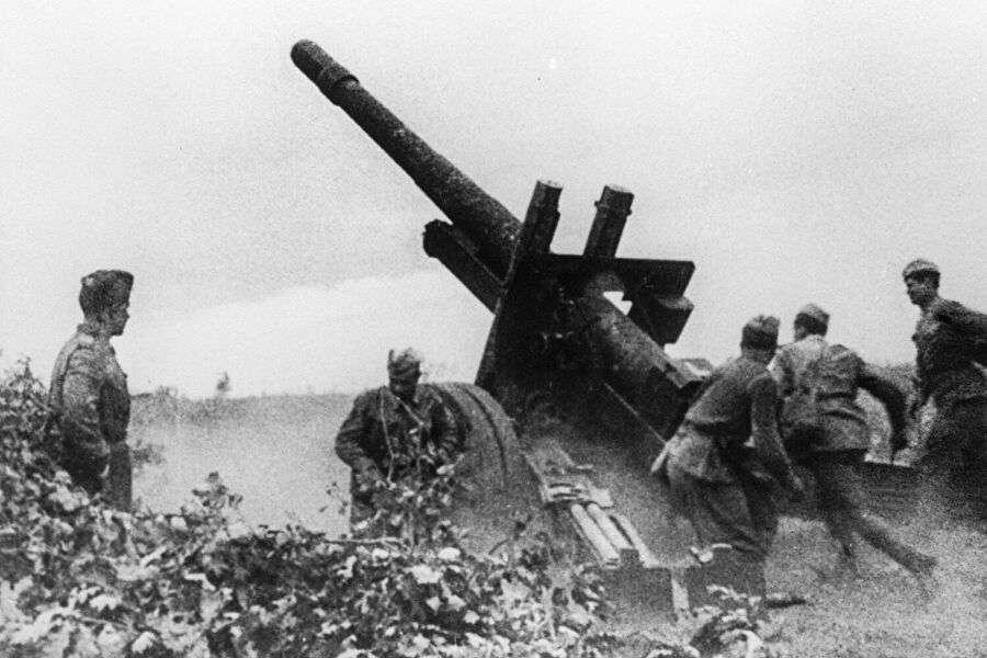 29 августа 1944 году завершилась Ясско-Кишинёвская операция