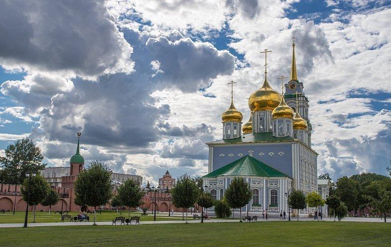 28 сентября музей «Тульский кремль» закрыт для посещения