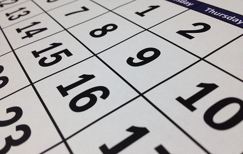 Тулякам напомнили о сокращенной рабочей неделе в ноябре