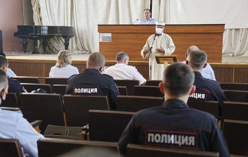 Тульские полицейские отправятся на Северный Кавказ