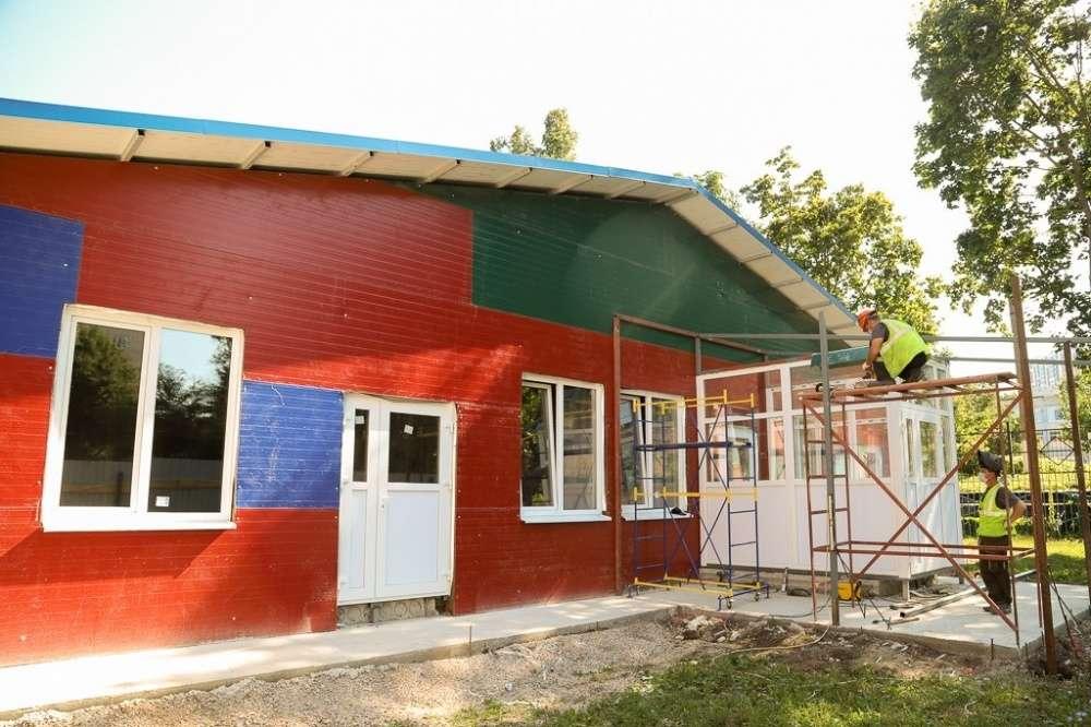 Нацпроект «Демография»: в Тульской области создадут более 2 тысяч мест в детских садах