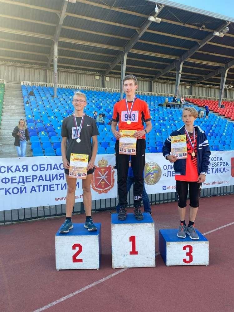 Спортсмен из Щекинского района победил в Туле
