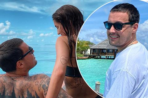 """Гуф отдыхает со своей девушкой на Мальдивах: """"У меня опять все хорошо"""""""