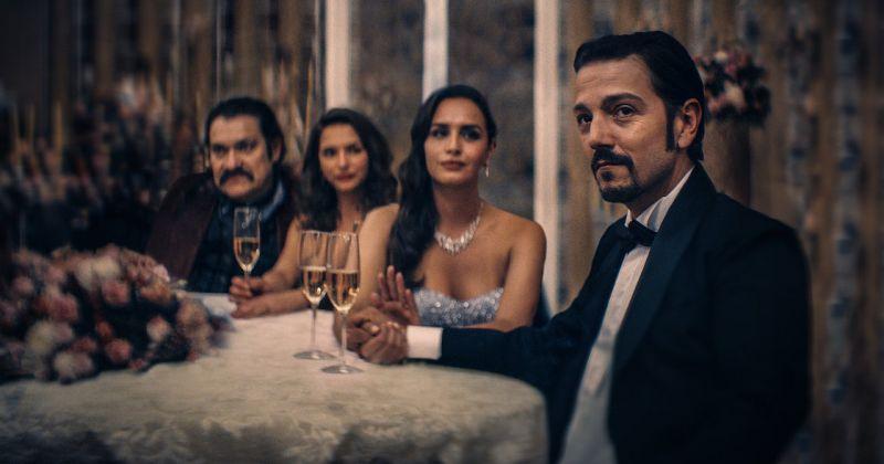 Сериал «Нарко: Мексика» получит третий сезон. Netflix выпустил тизер