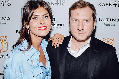 Резо Гигинеишвили подтвердил развод с женой Надежой Оболенцевой