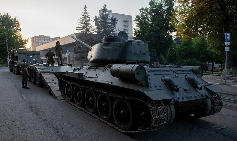 Тульские ученые помогли повысить ударную силу российских танков