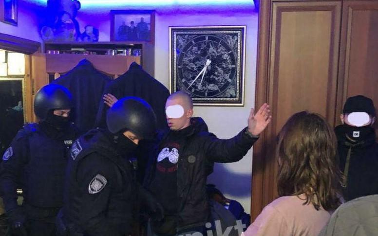 В Тульской области задержали участников праворадикальной организации