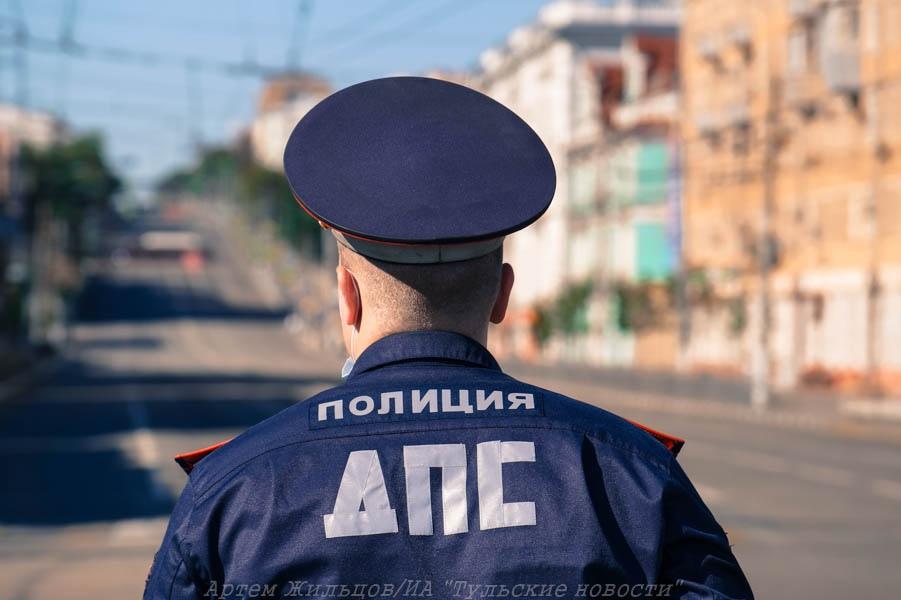 В Туле три человека пострадали в «лобовом» ДТП