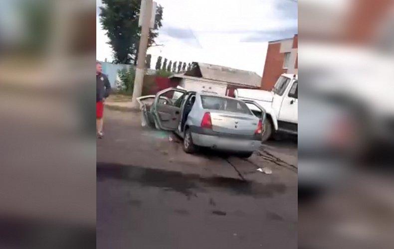 В ДТП на Новомосковском шоссе в Туле пострадали три человека