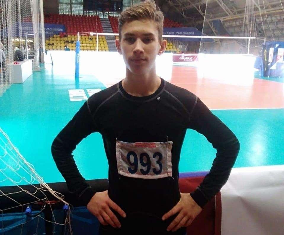Щекинский легкоатлет стал вторым в области